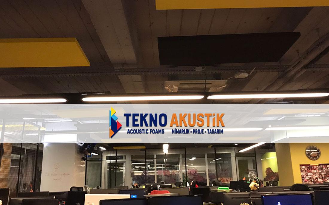 trendyol ofis heraklite ahşap panel akustik ses yalıtımı