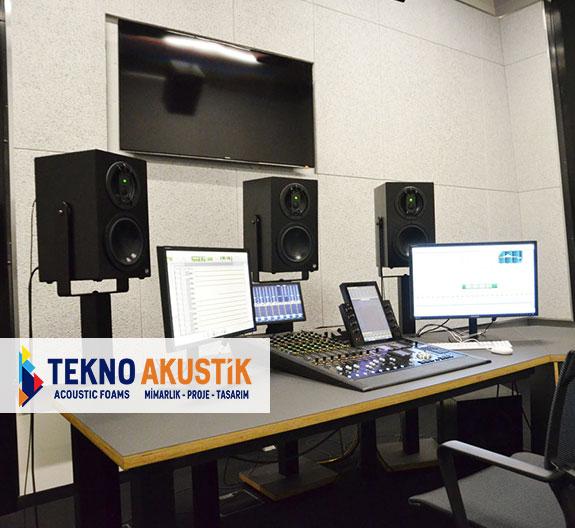 acoustic studio sound insulation