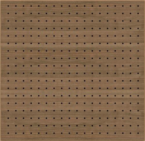 akustik ahşap tavan paneli