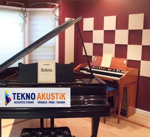 akustik oda ses yalıtım ürünleri