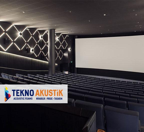 akustik sinema salonu ses sistemleri