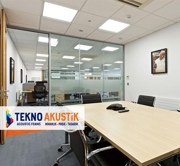 akustik toplantı odaları