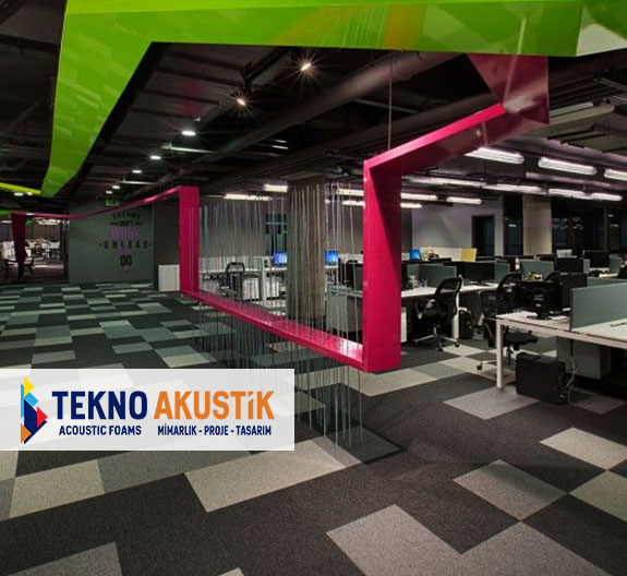 call center acoustic sound insulation