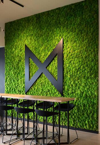dekoratif yapay yosun duvar paneli m2 fiyatları