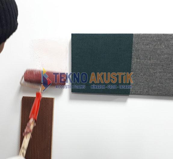 kumaş panel ses yalıtımı