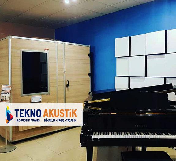 piyano odası ses yalıtımı