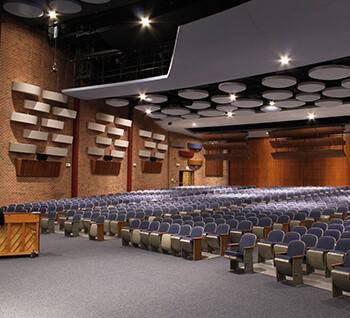 seminer salonu akustik ses yalıtımı