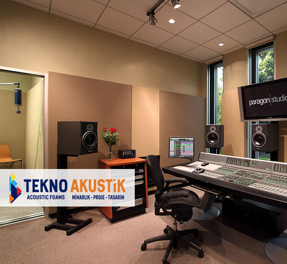 studio sound insulation