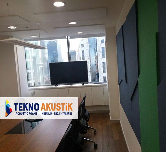 toplantı odası akustik duvar kaplama