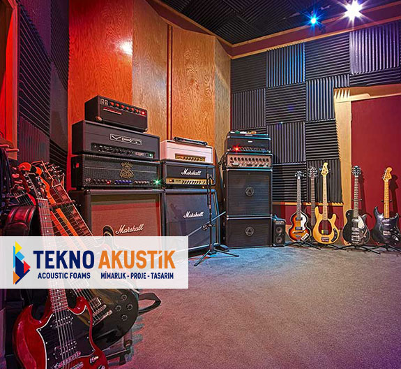 acoustic studio foam
