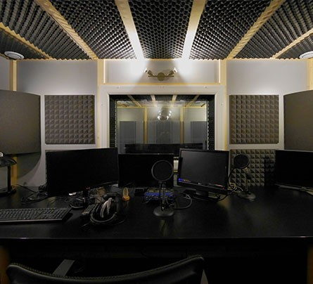 acoustic studio sound insulation
