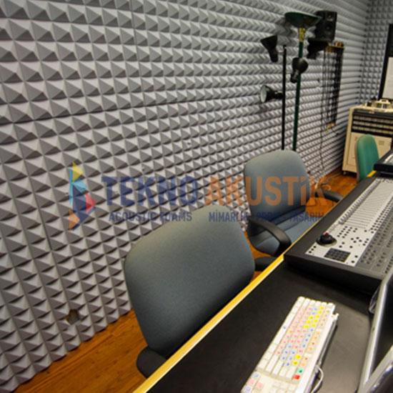 akustik basotect melamin ses yalıtımı