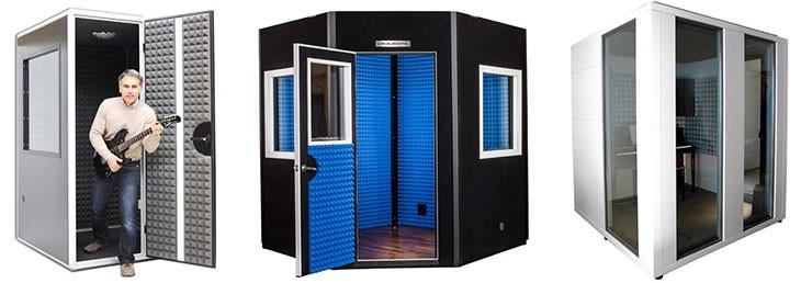akustik kabin üreticisi