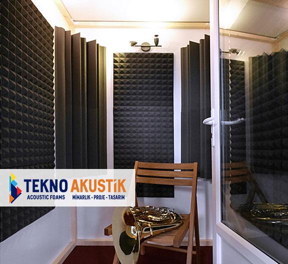akustik müzik odası yalıtım malzemeleri