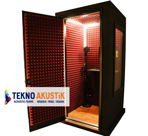 akustik ses geçirmez kabinler