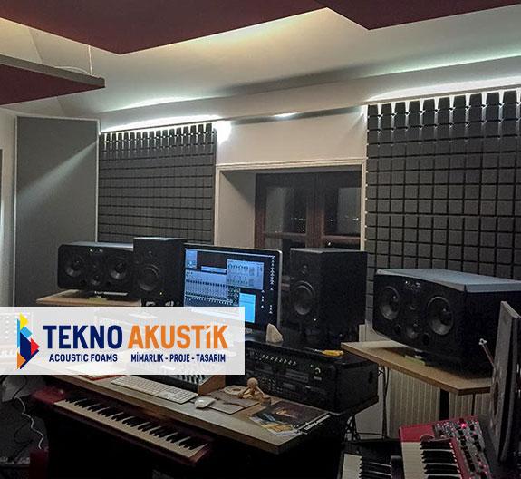 akustik stüdyo süngeri fiyatları