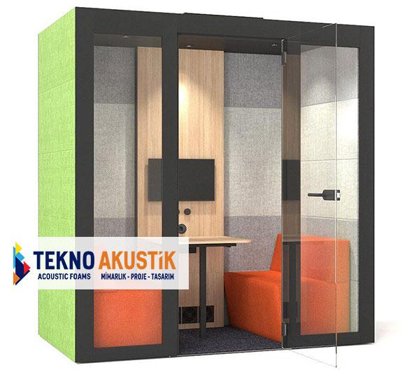 akustik toplantı odası modülü fiyatları