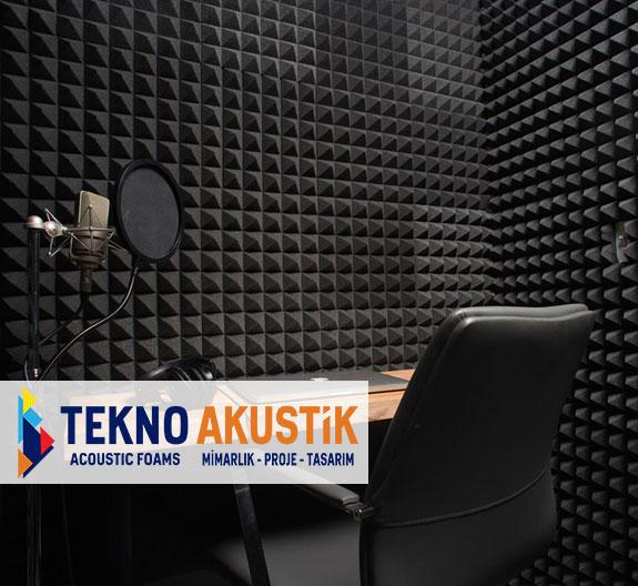dublaj odası akustik ses yalıtımı malzemesi
