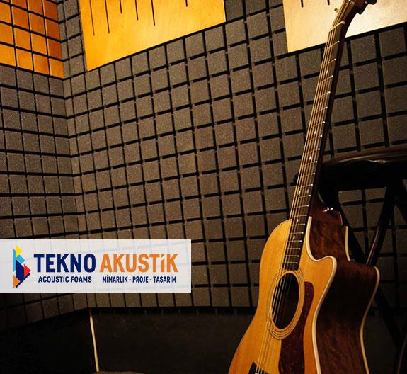 gitar odası akustik yalıtımı