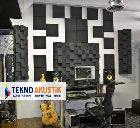 müzik odası akustik ses düzenleme