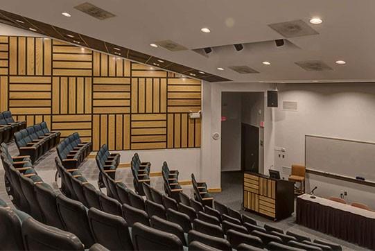 seminer konferans salonu ses yalıtımı
